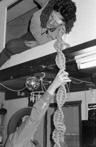 touwklimmen of abseilen