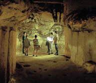 grotten onder de st pietersberg