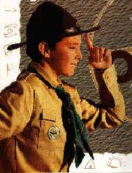 de scoutinghoed heeft haast niemand meer