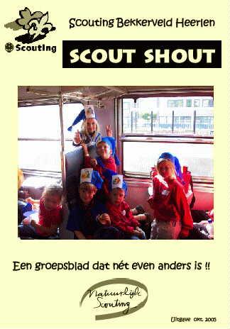 Scout-Shout oktober 2005